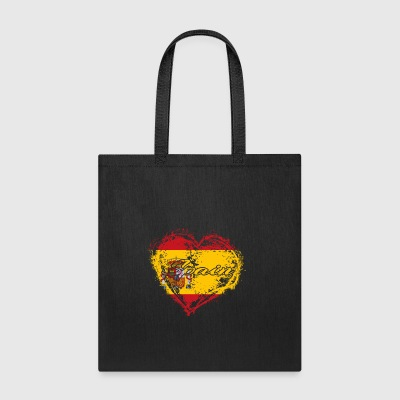 HOME ROOTS COUNTRY GIFT LOVE Spain - Tote Bag
