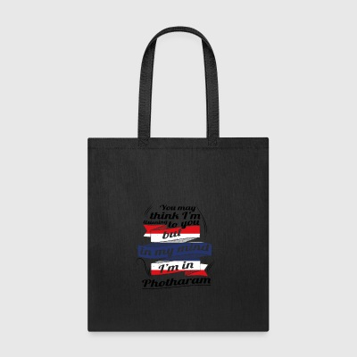 URLAUB HOME ROOTS TRAVEL I M IN Thailand Photharam - Tote Bag