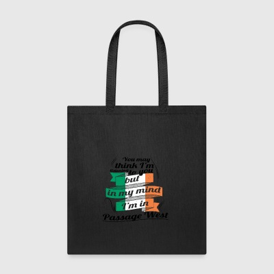 URLAUB irland ROOTS TRAVEL I M IN Ireland Passage - Tote Bag