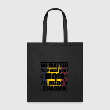 no matter cool mom mutter gift Tschad png - Tote Bag