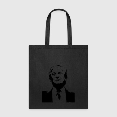 Trump Stencil Art Gift Idea - Tote Bag