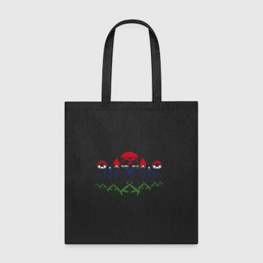 Army skull militaer stolz heimat 01 Gambia png - Tote Bag