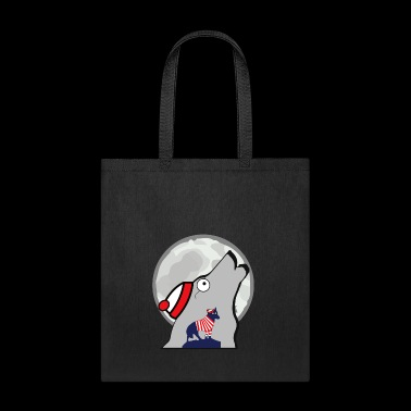 Where Wolf - Tote Bag