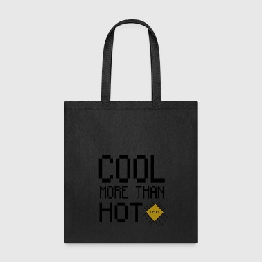 cool more than not CPU s - Tote Bag