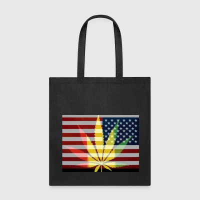 Weed of United States - Tote Bag