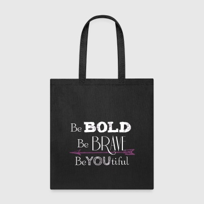 Be Bold BeYOUtiful Accessories - Tote Bag