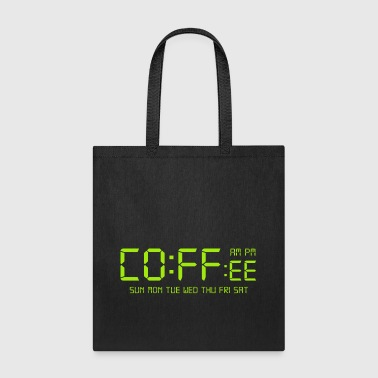 Coffe Time - Tote Bag