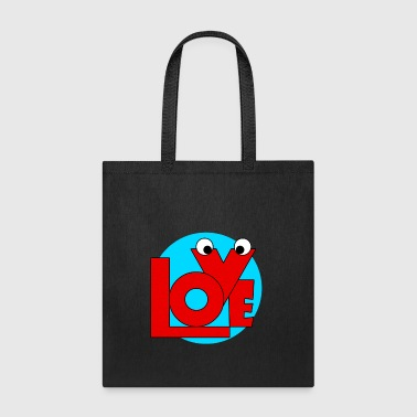 Love,february and valentine. - Tote Bag