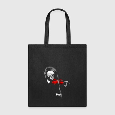 punk violin - Tote Bag