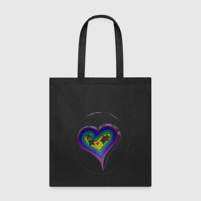 HEART PUZZLE - Tote Bag