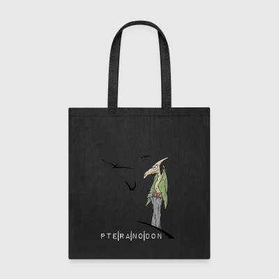 pteranodon dino flying dinosaur cool gift present - Tote Bag