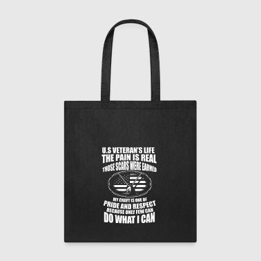 US VETERAN LIFE - Tote Bag