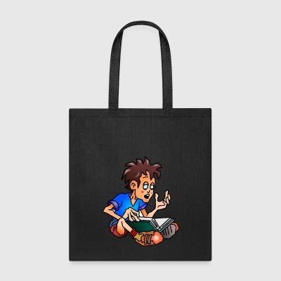 books reader reading buecher lesen lernen175 - Tote Bag