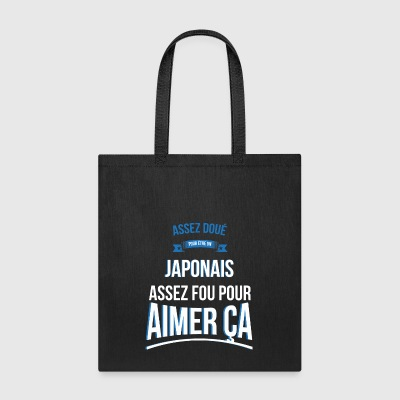 Japanese gifted crazy gift man - Tote Bag