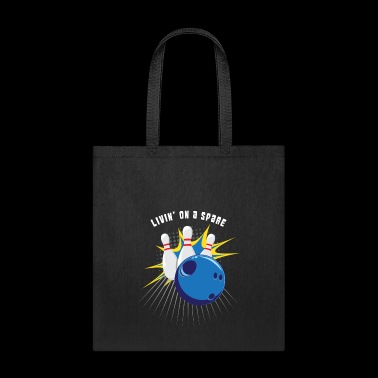 Funny Bowling Team Bowler Quote Shirt Cool Gift - Tote Bag