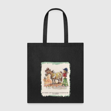 Thelwell Hairdresser Be A Expert - Tote Bag