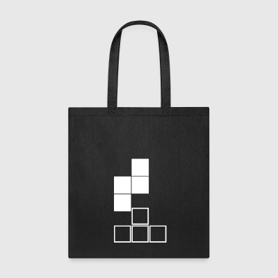 Tetris T Shirt - Tote Bag