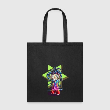 little luca mascot by lucafear dbu3ceg - Tote Bag
