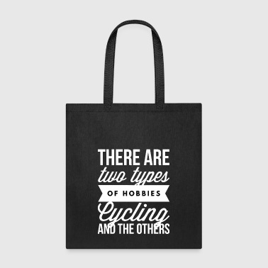 Cycling an the others - Tote Bag
