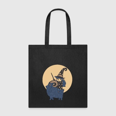 BLACK MAGIC - Tote Bag