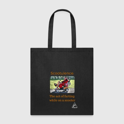 Scootulence - Tote Bag