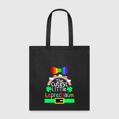 Funny Leprechaun St patrick's Day Shirts for kids - Tote Bag