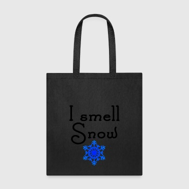 Gilmore Girls I smell Snow - Tote Bag