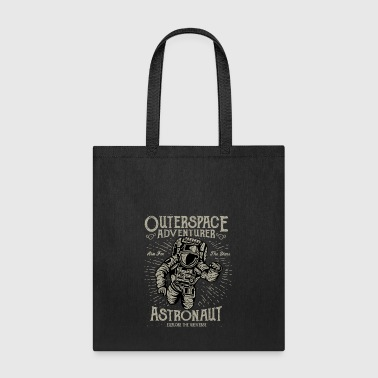 Astronaut. Outerspace Adventurer - Tote Bag