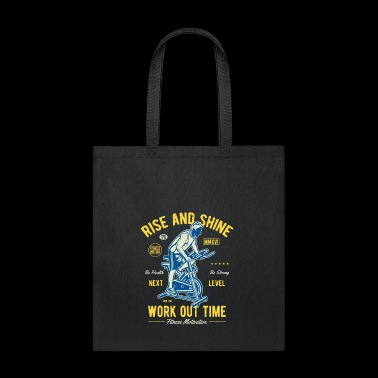 Work Out Time Exclusive Tshirt Limited Edition - Tote Bag