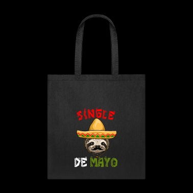 Single De Mayo Sloth - Tote Bag