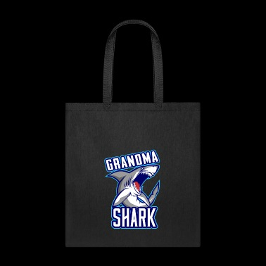 Grandma Shark - Tote Bag