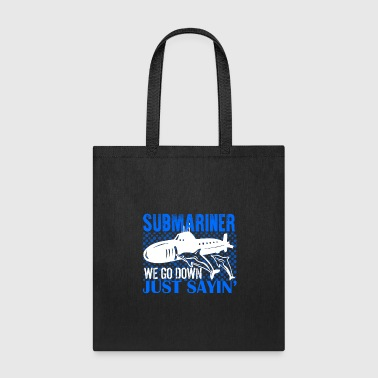 Submariner Shirt - Tote Bag