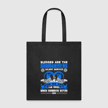 Blessed Are The Submariners Shirt - Tote Bag