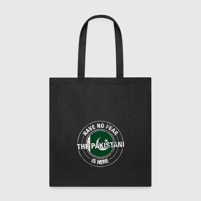 Have No Fear The Pakistani Is Here Shirt - Tote Bag