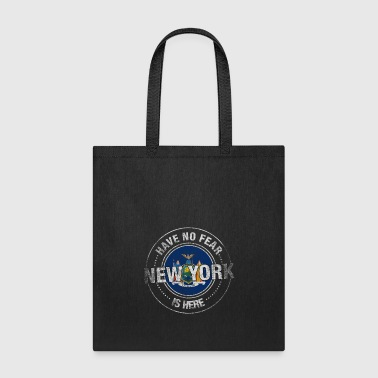 Have No Fear New York Is Here - Tote Bag