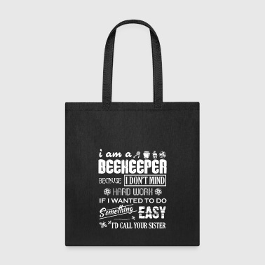 Beekeeper Shirt - Tote Bag