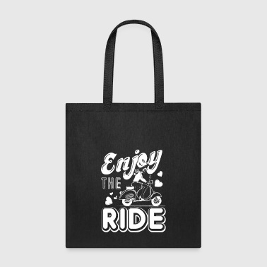 Scooter Shirt - Tote Bag