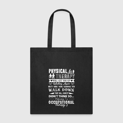 Occupational Therapy Shirt - Tote Bag