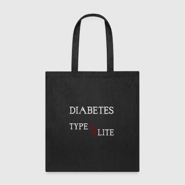 diabetes type 1 elite - Tote Bag