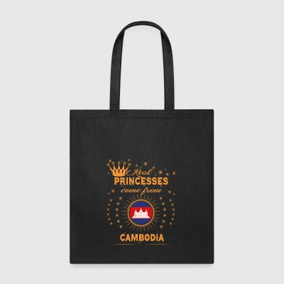 love princesses come from CAMBODIA - Tote Bag