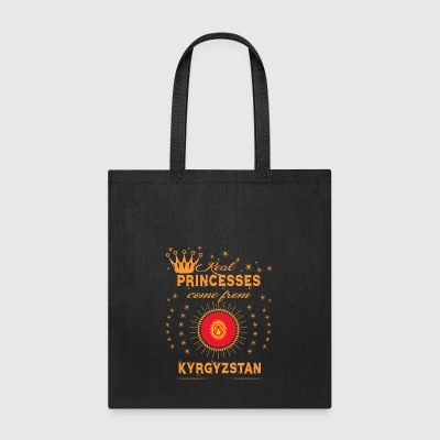 love princesses come from KYRGYZSTAN - Tote Bag