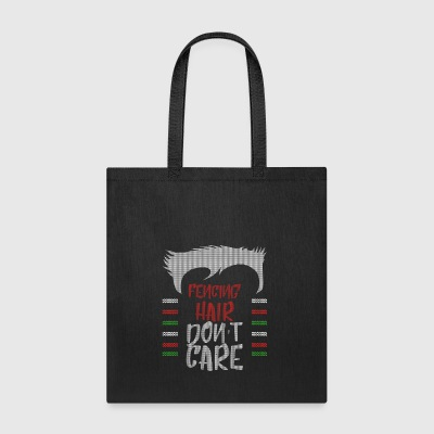 Ugly sweater christmas gift for Fencing - Tote Bag