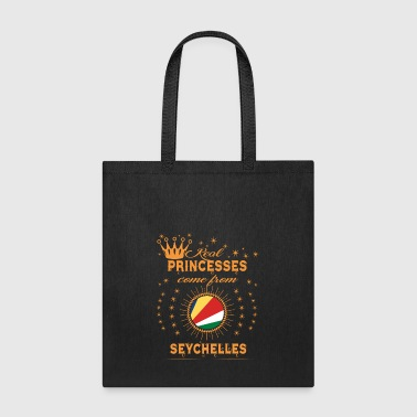 love princesses come from SEYCHELLES - Tote Bag