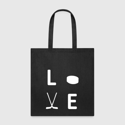 hockey love2 - Tote Bag