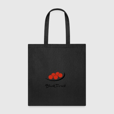 Black Forest Head Cap - Germany Tourist Fan - Tote Bag