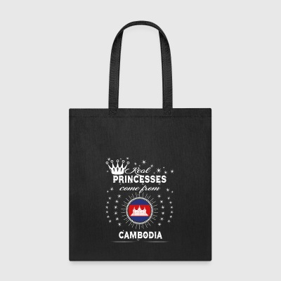 queen love princesses CAMBODIA - Tote Bag