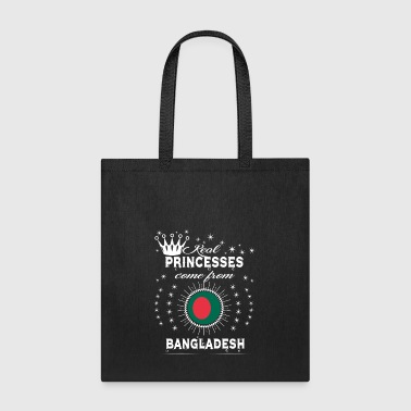 queen love princesses BANGLADESH - Tote Bag