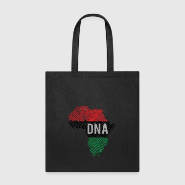 DNA AFRO MAP - Tote Bag