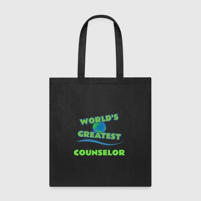 COUNSELOR - Tote Bag