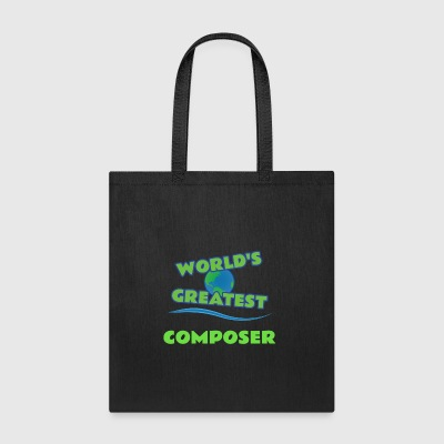 COMPOSER - Tote Bag